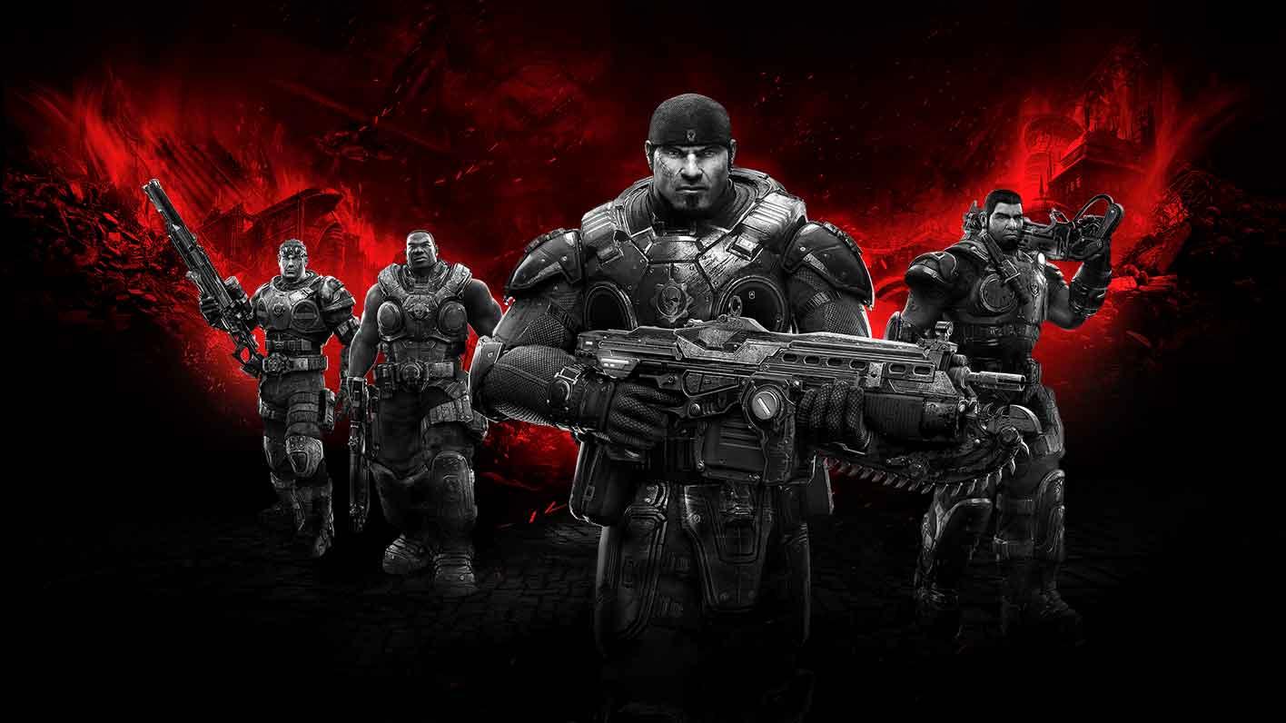 Gears Of War Cool Hd Gears Of War 23596