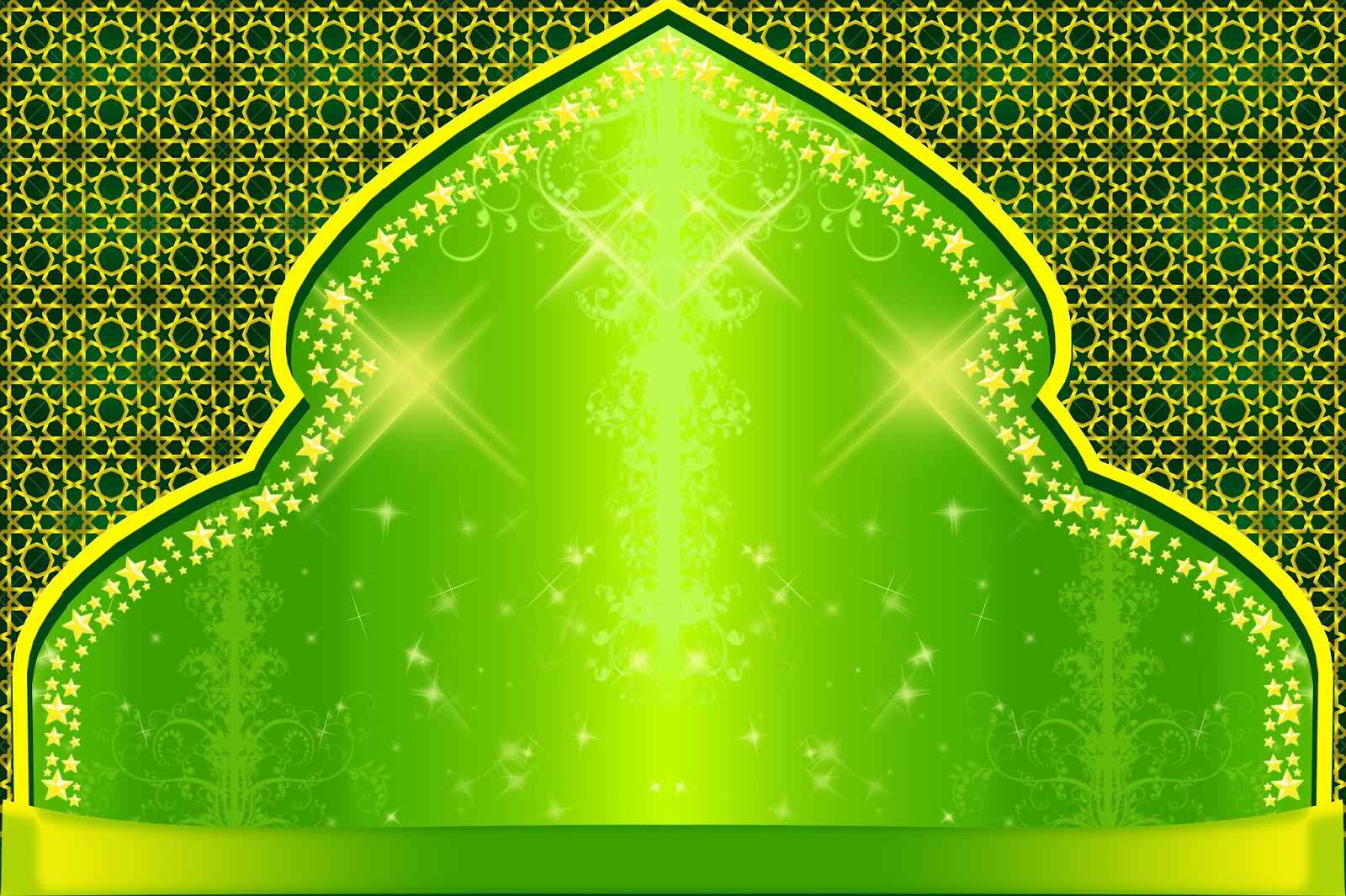3d islamic image