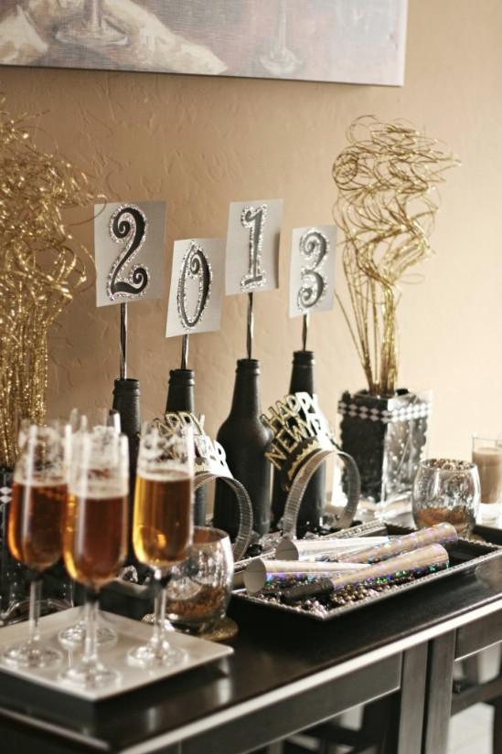beautiful hd new year decorations photos