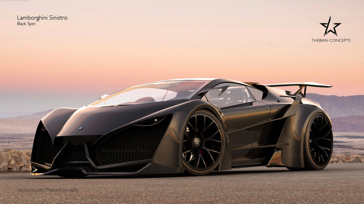 stunning 3d car image