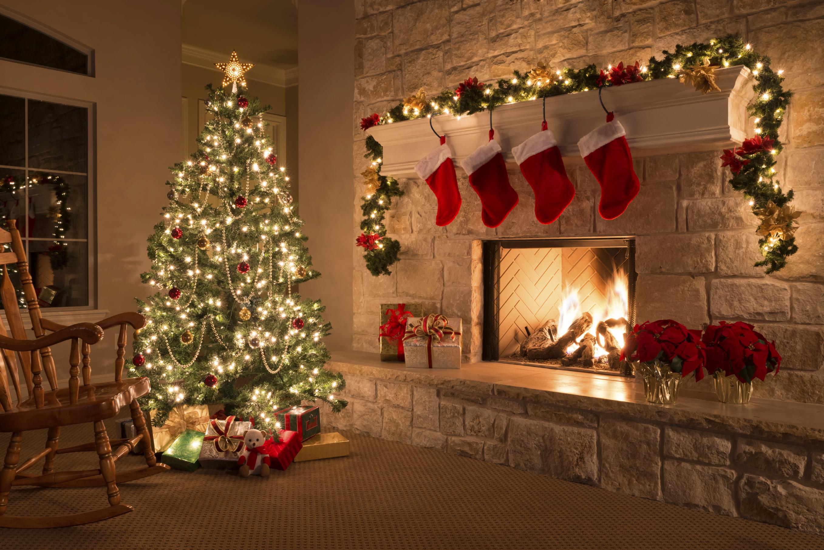 hith father christmas lights