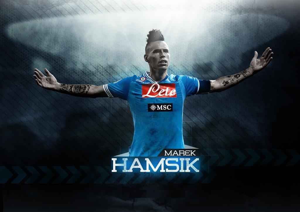 amazing marek hamsik HD image