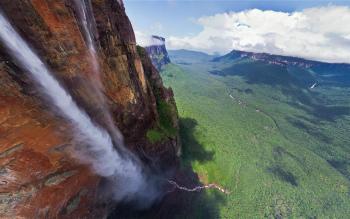 landscape angel falls image