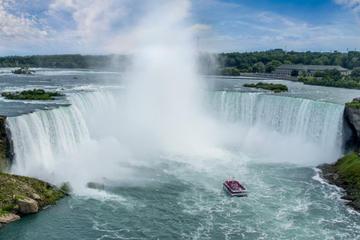 niagara falls canadian sightseeing tour