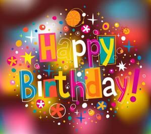 3d happy birthday image