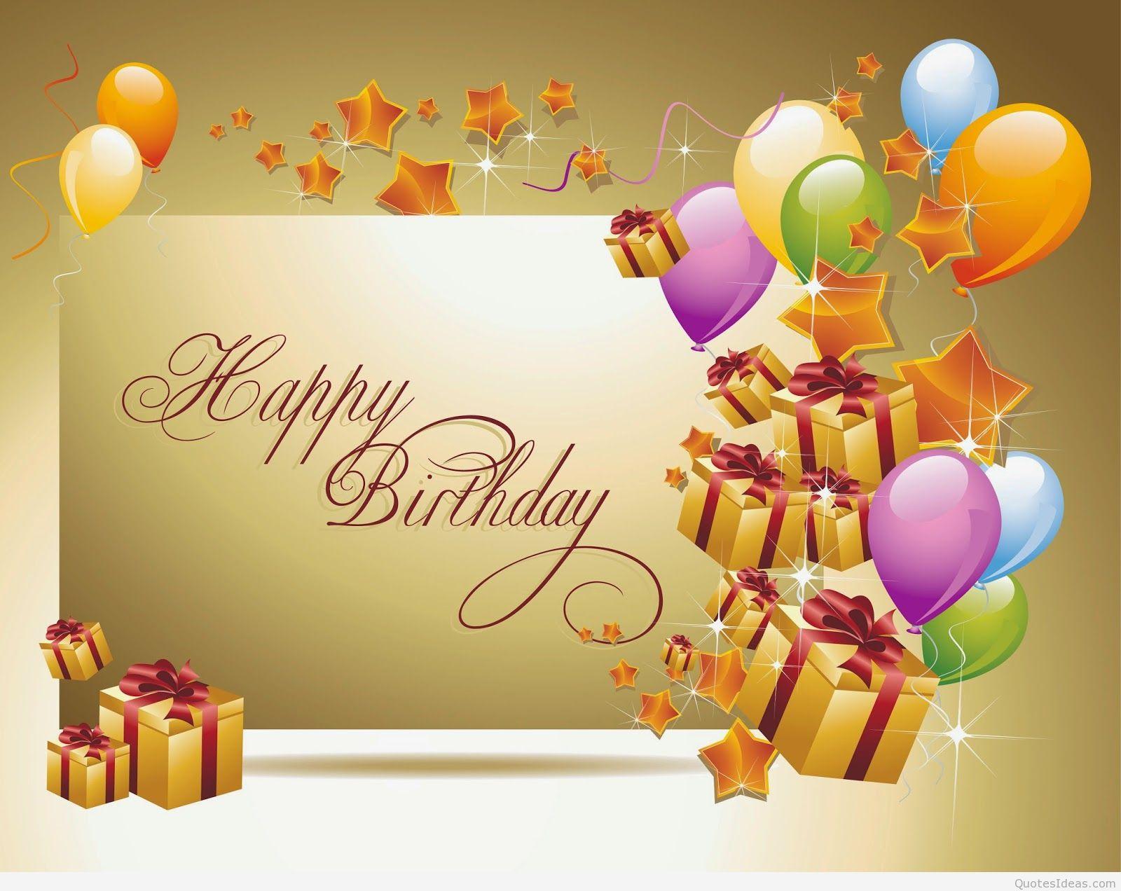 happy birthday gift image