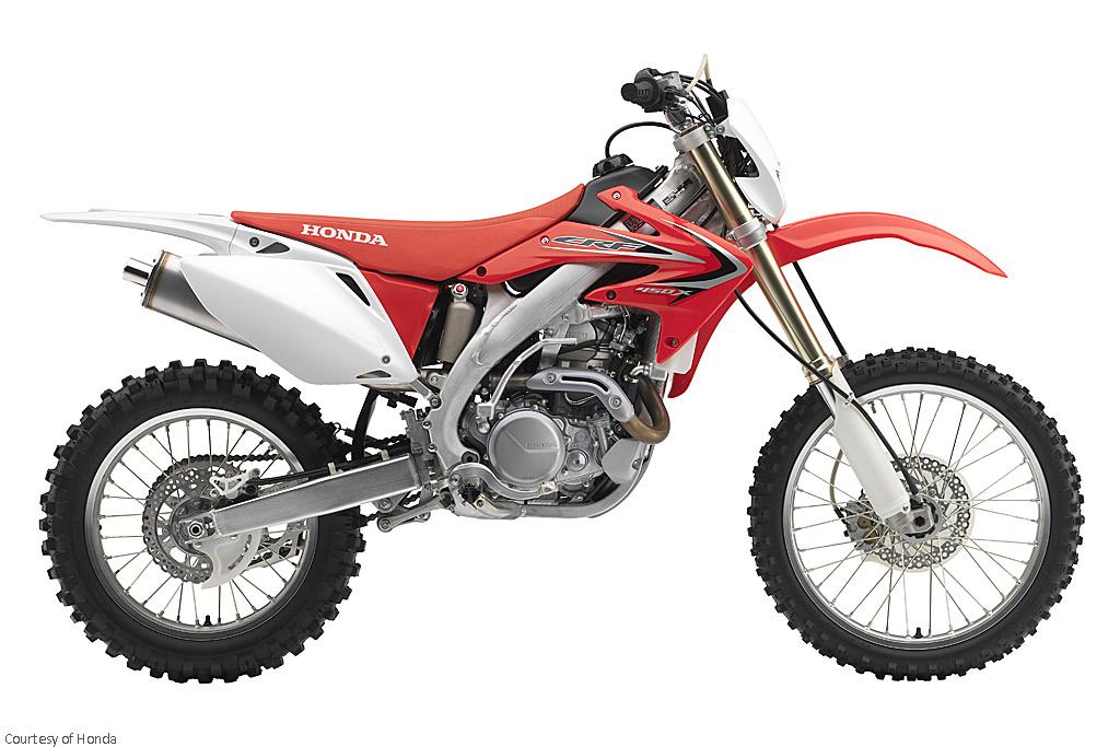 honda motocross bike picture