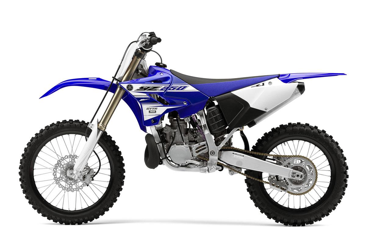 yamha motocross bike image