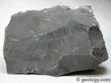 grey limestone rock image