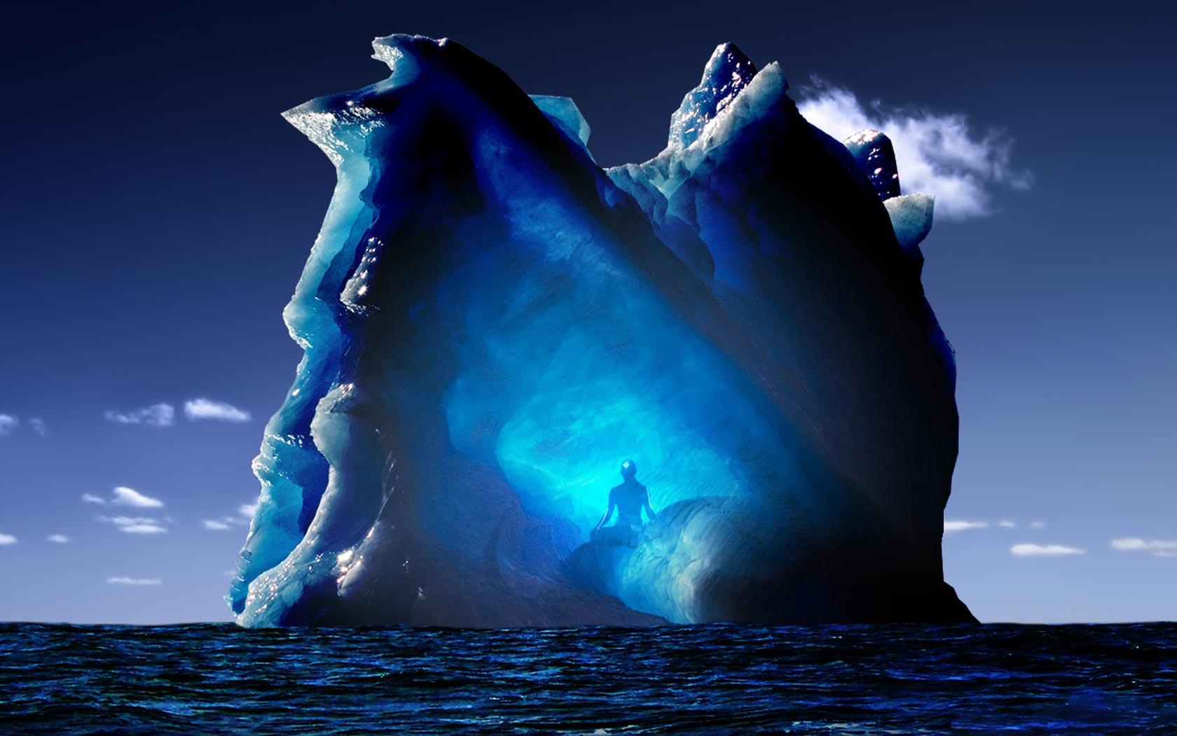 fantastic hd iceberg image