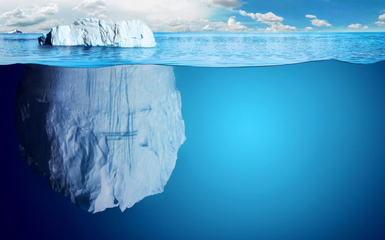 landcape antural iceberg image