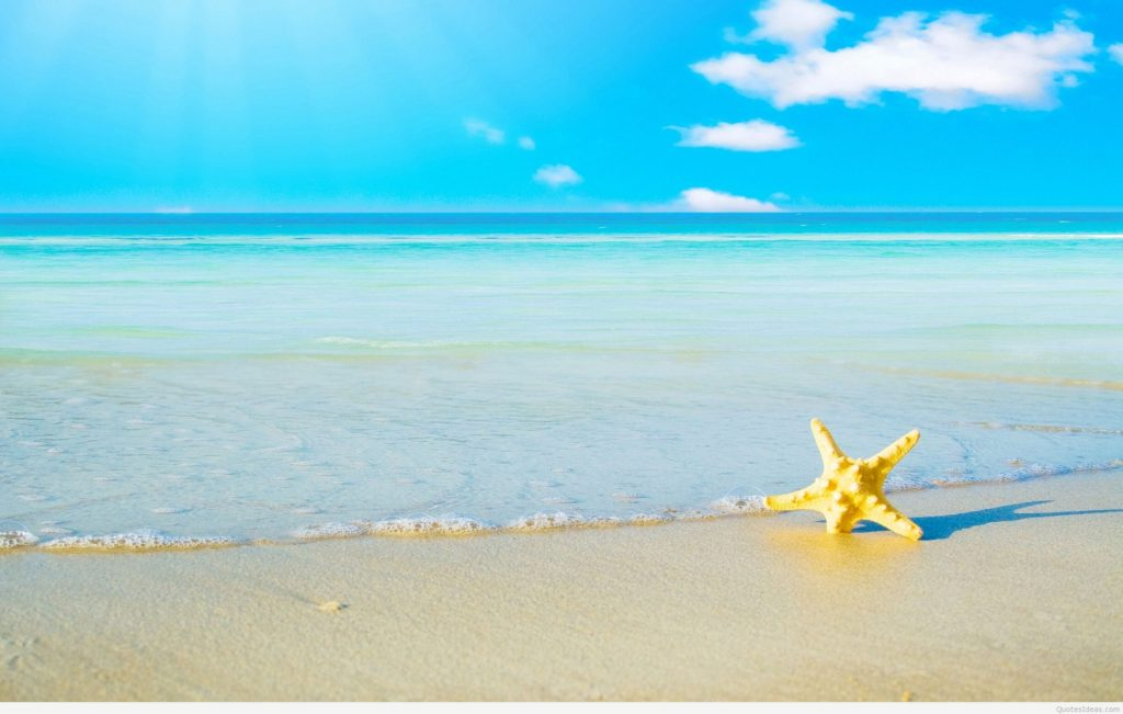 картинки на рабочий стол лето море № 501817 бесплатно
