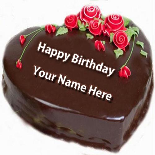 stunning birthday cake image