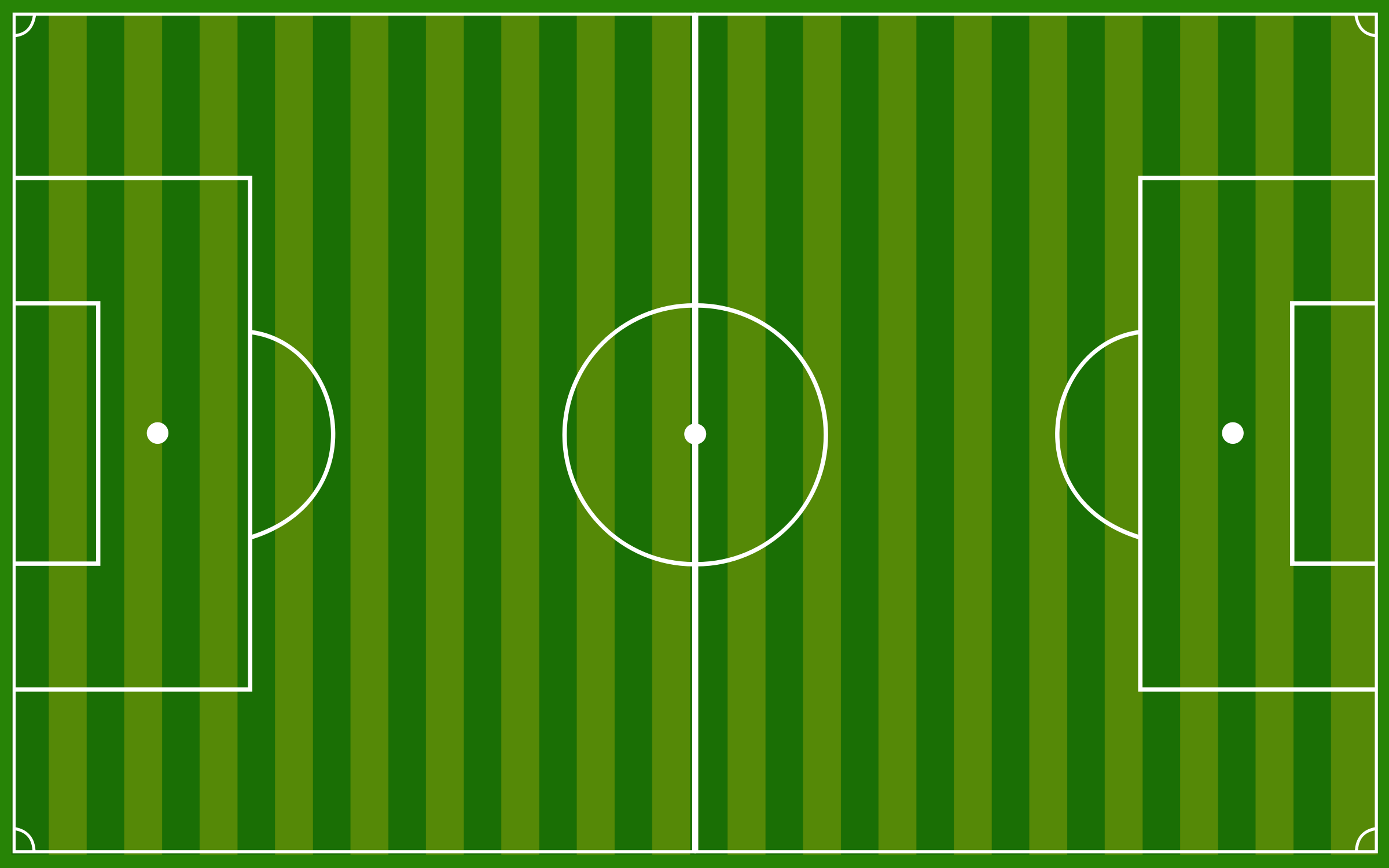 football field clipart soccer