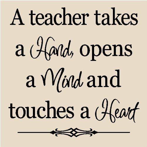 best hd teacher quote