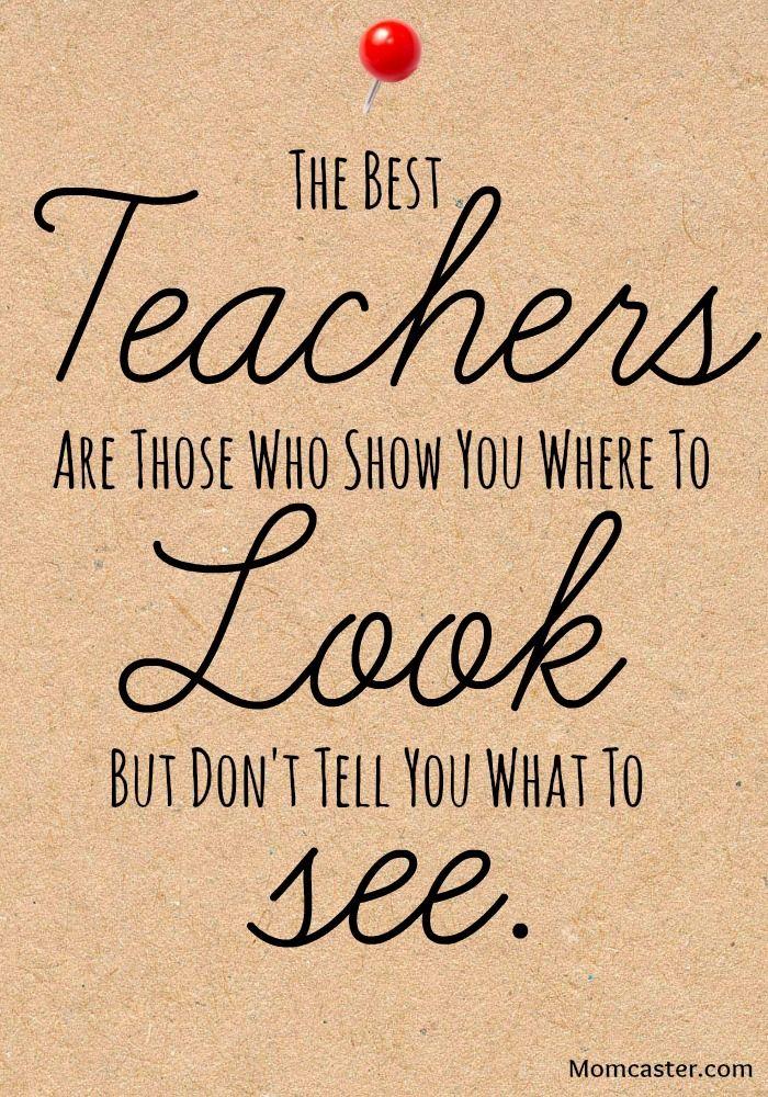 floral hd teacher quote image