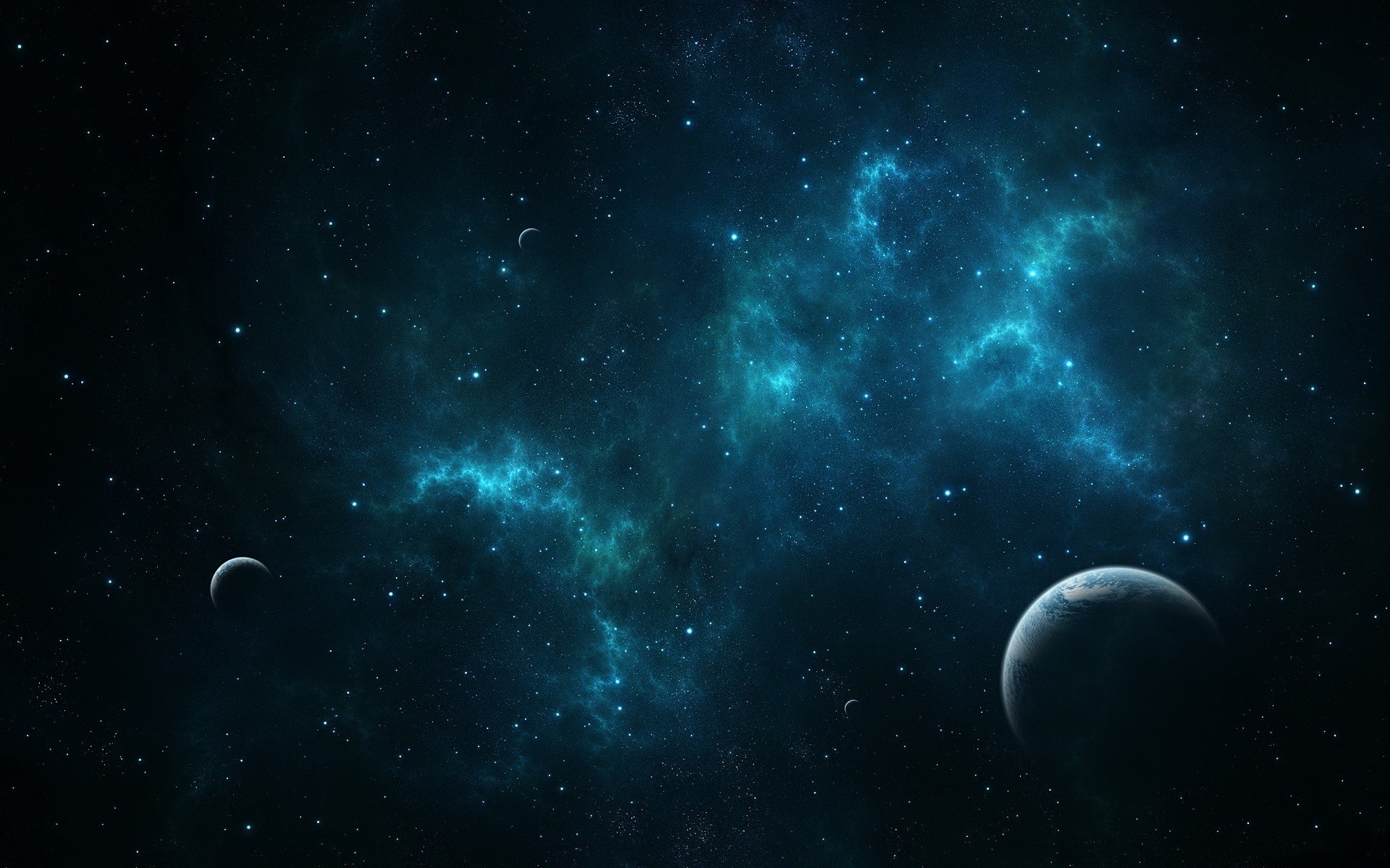 free hd universe image