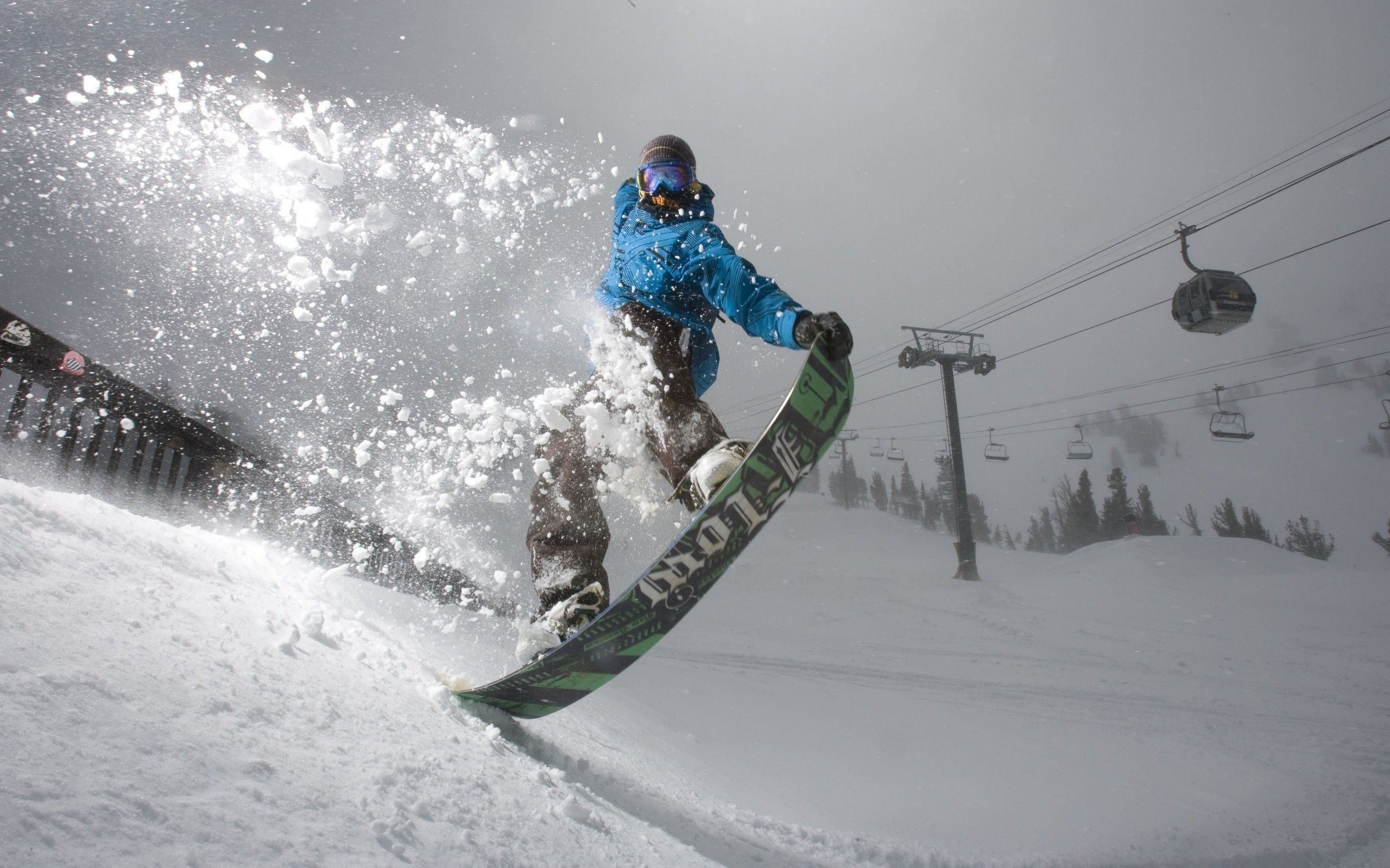 amazing snowboarding picture