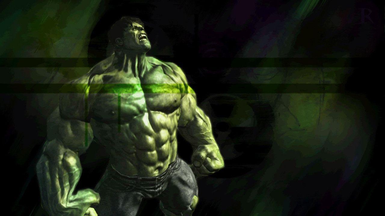 danger hulk background