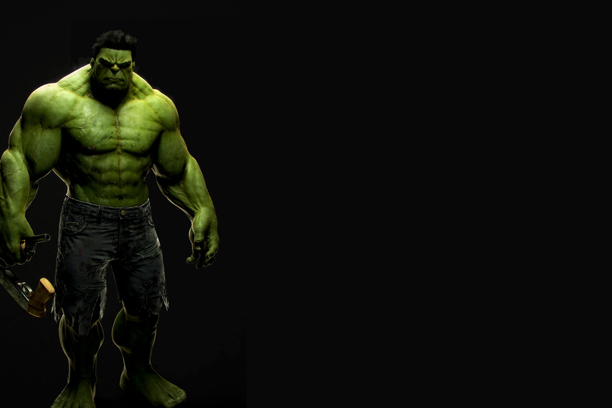 free hd hulk image