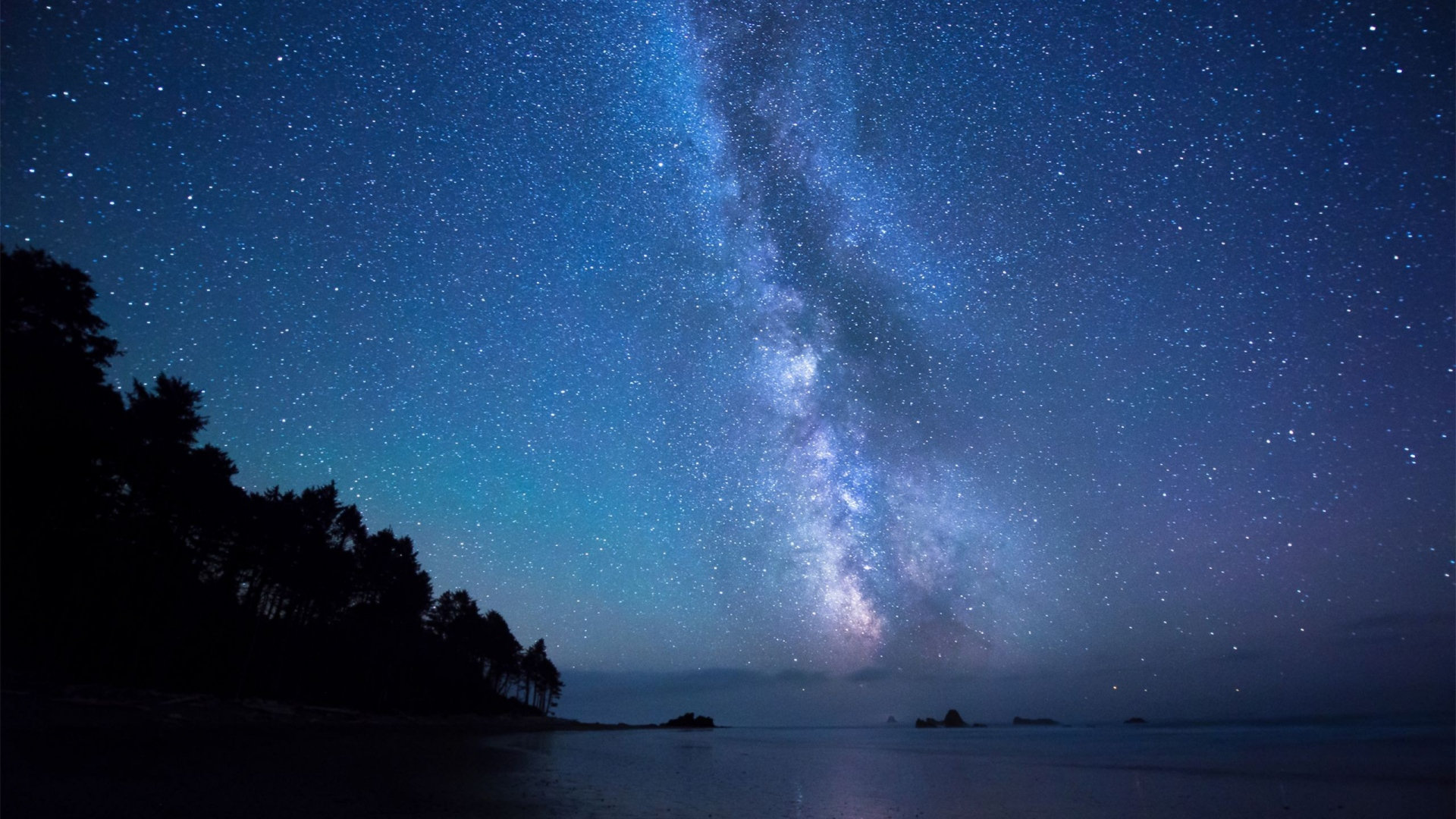 stars sky natural image