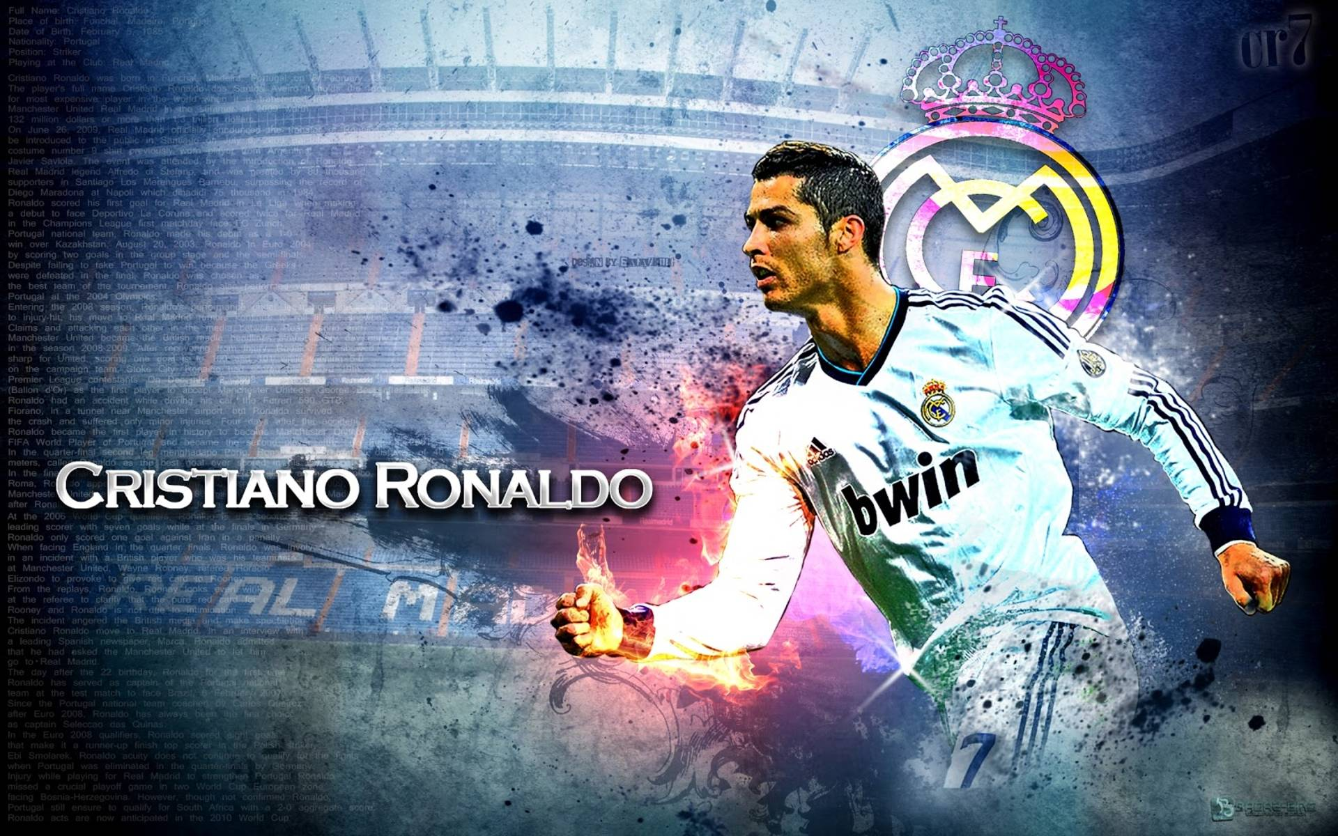 amazing hd ronaldo image