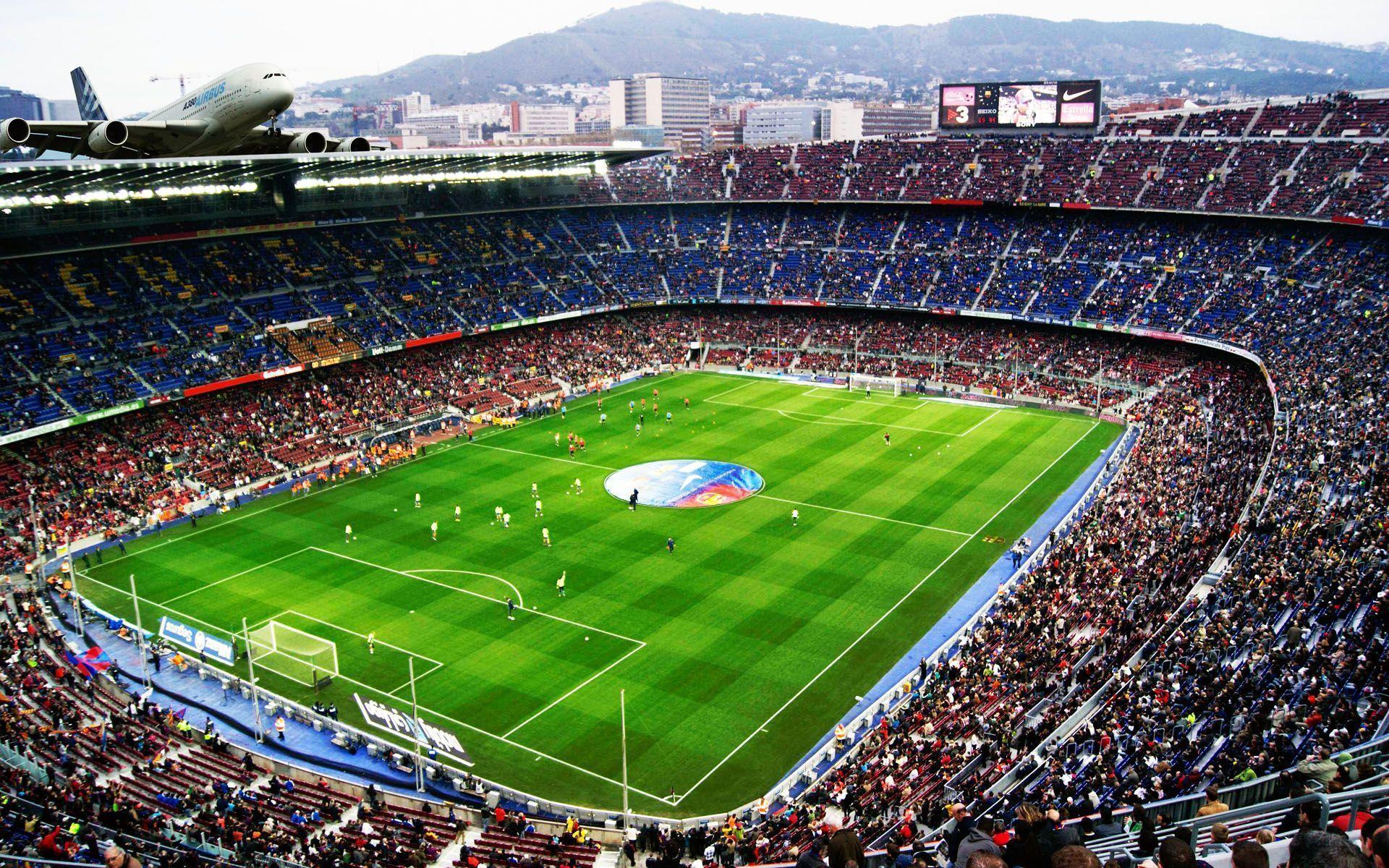 top hd football stadiums image