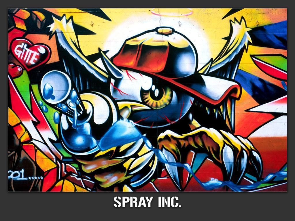 so cool graffiti image
