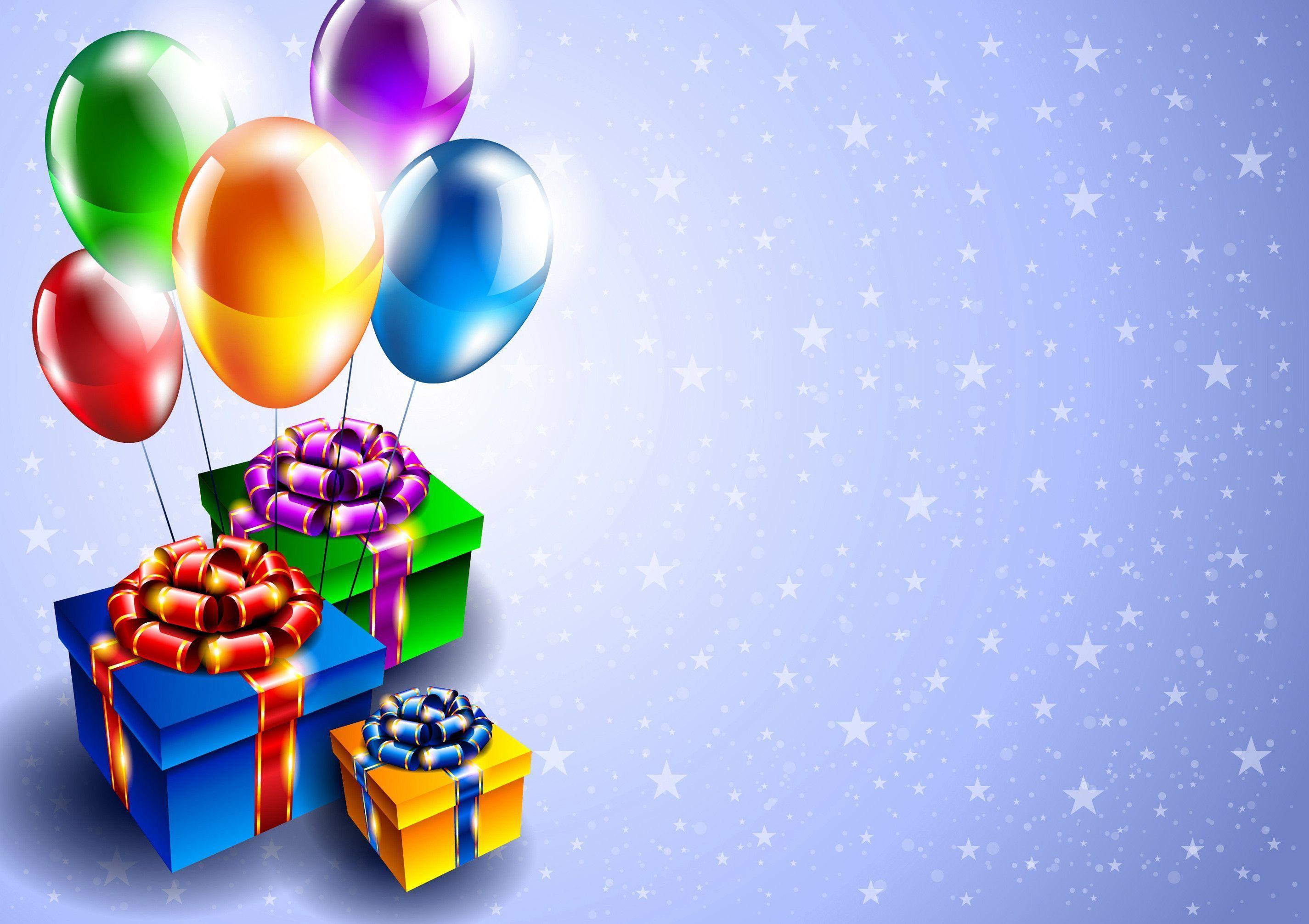 colorful balloons image hd
