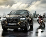 2016 model BMW X6 image