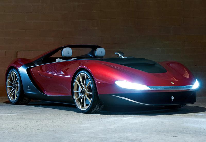 2013 model ferrari pininfarina sergio