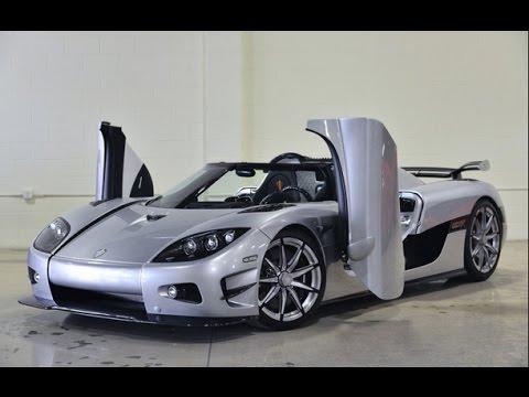 Elegant Superbe Super Hd Koenigsegg CCXR Trevita Image