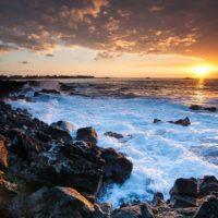 cool natural coast image