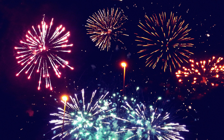 amazing hd fireworks image