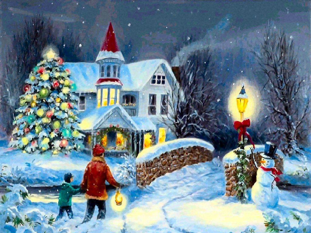nice look christmas tree image
