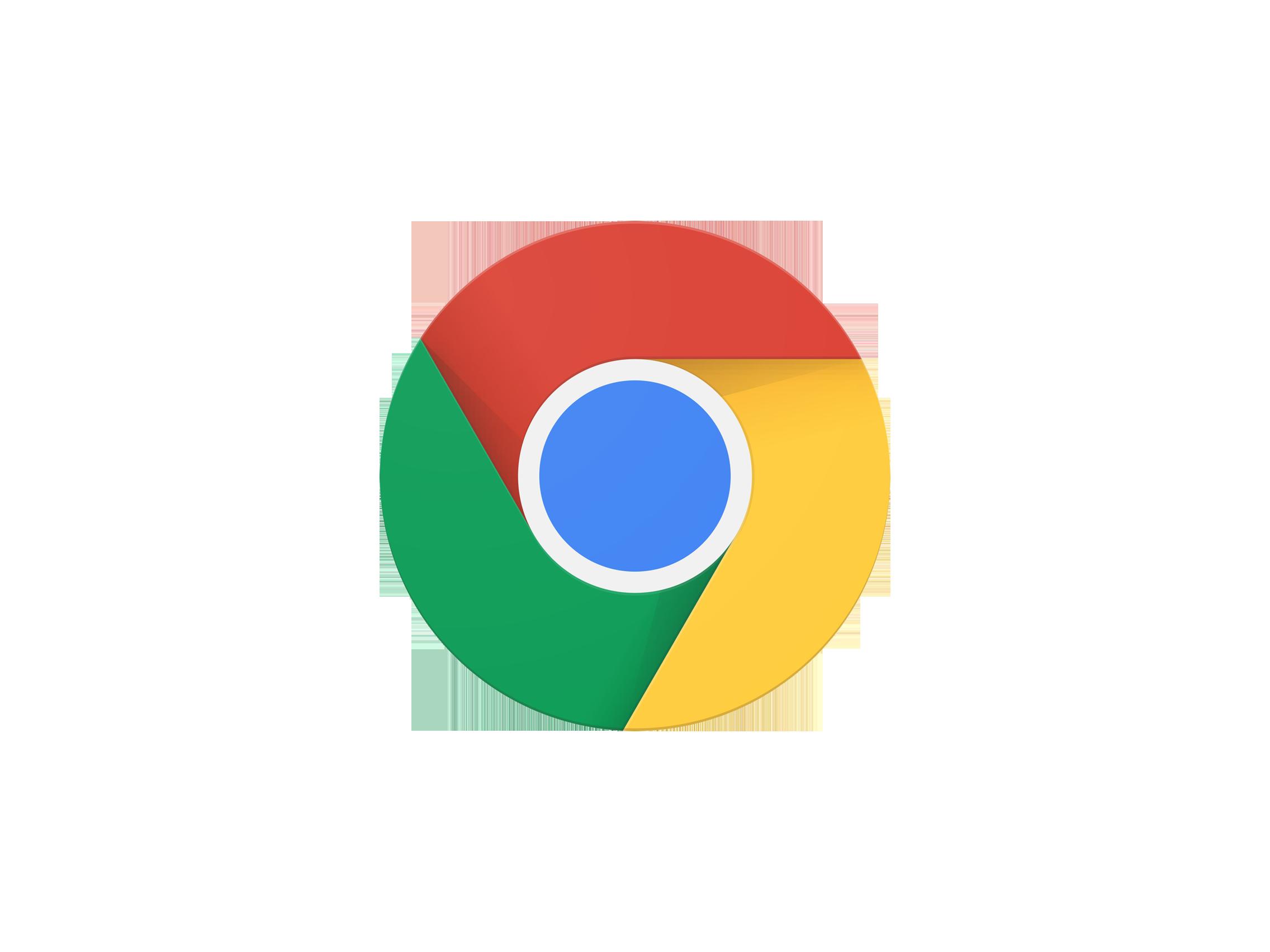 2015 chrome logo image