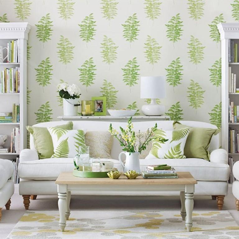 fresh green wallpaper hd