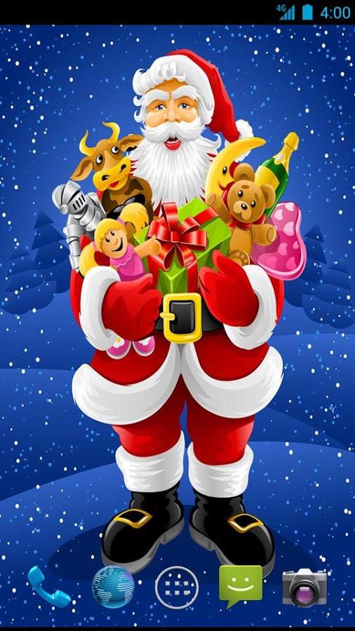 Stunning santa claus