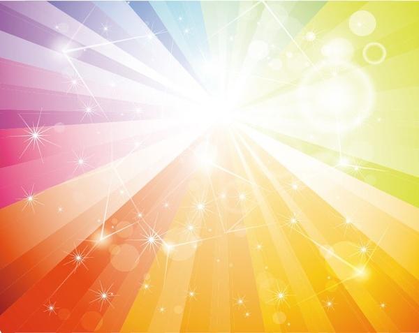 free rainbow image