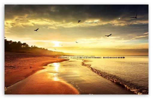 cool sundown image