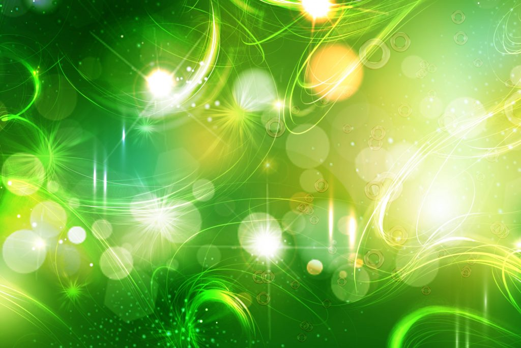 digital hd green image