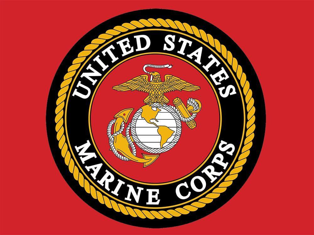 art marine corps logo image