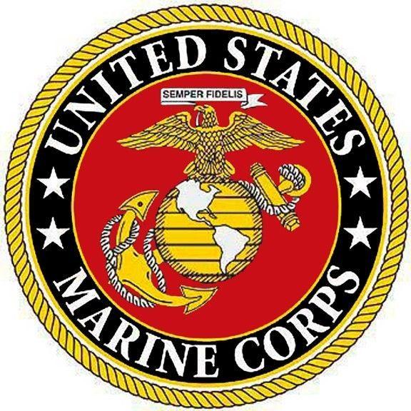 free marine corps logo