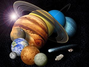 most popular solar system image