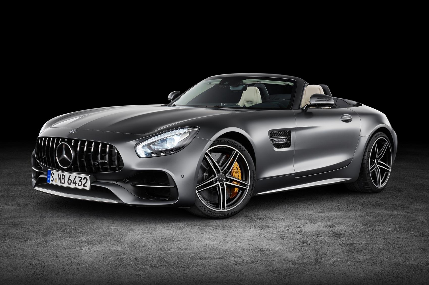 Nice Mercedes AMG GTC