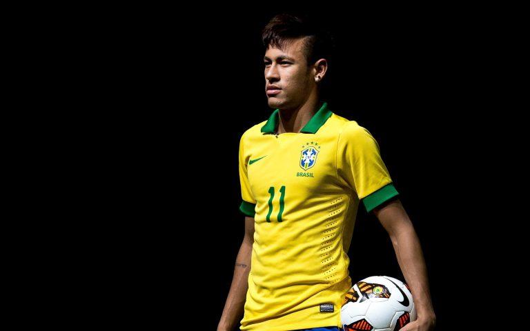 cool neymar footballer