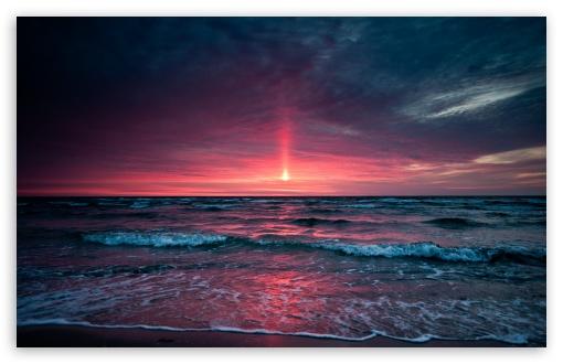 full top hd sunset