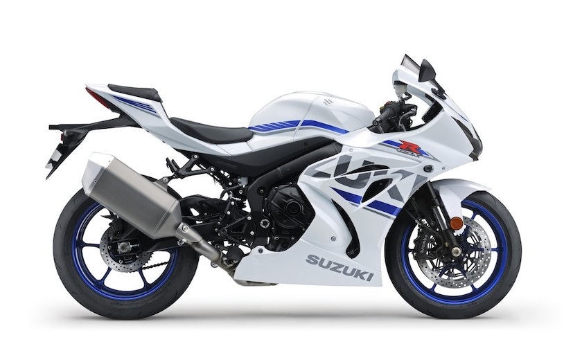 2018 hd suzuki GSX-R1000