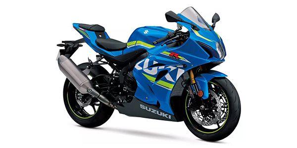 blue hd suzuki GSX-R1000