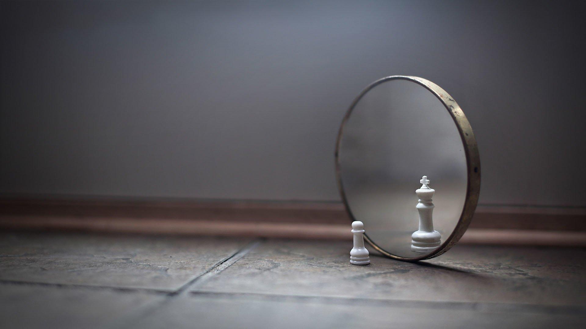 stunning hd mirror image